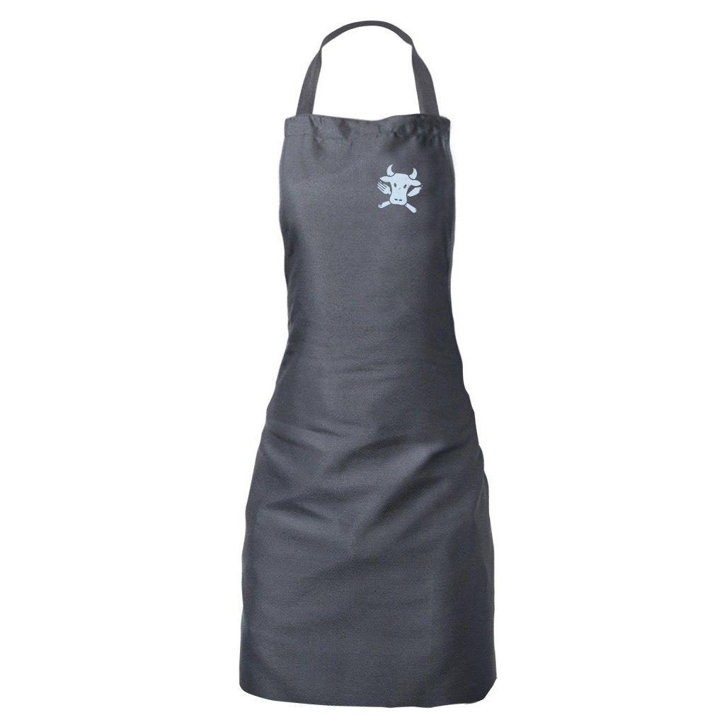Кухонний фартух Shun Tim Malzer (сірий)